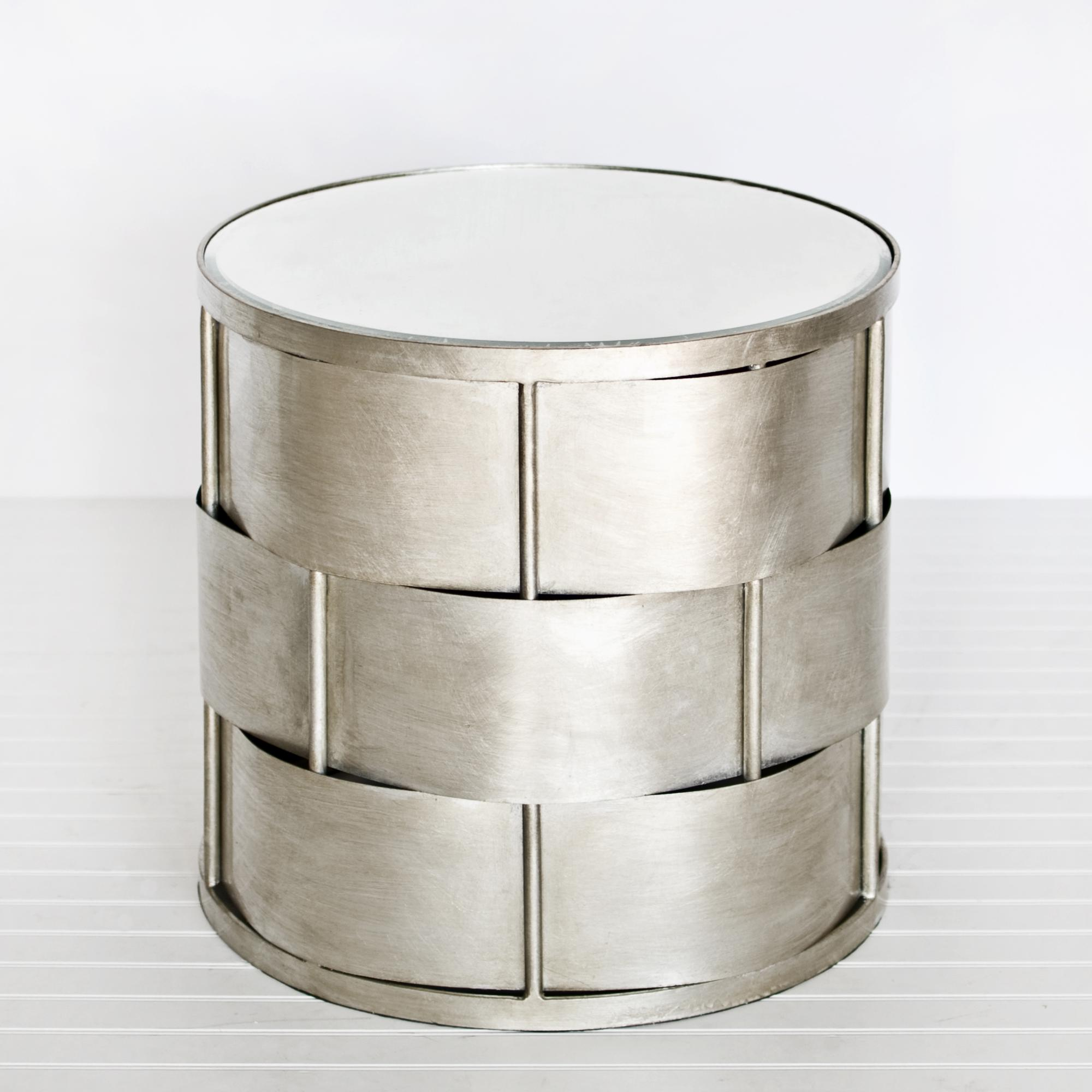 Tressa Silver Side Table