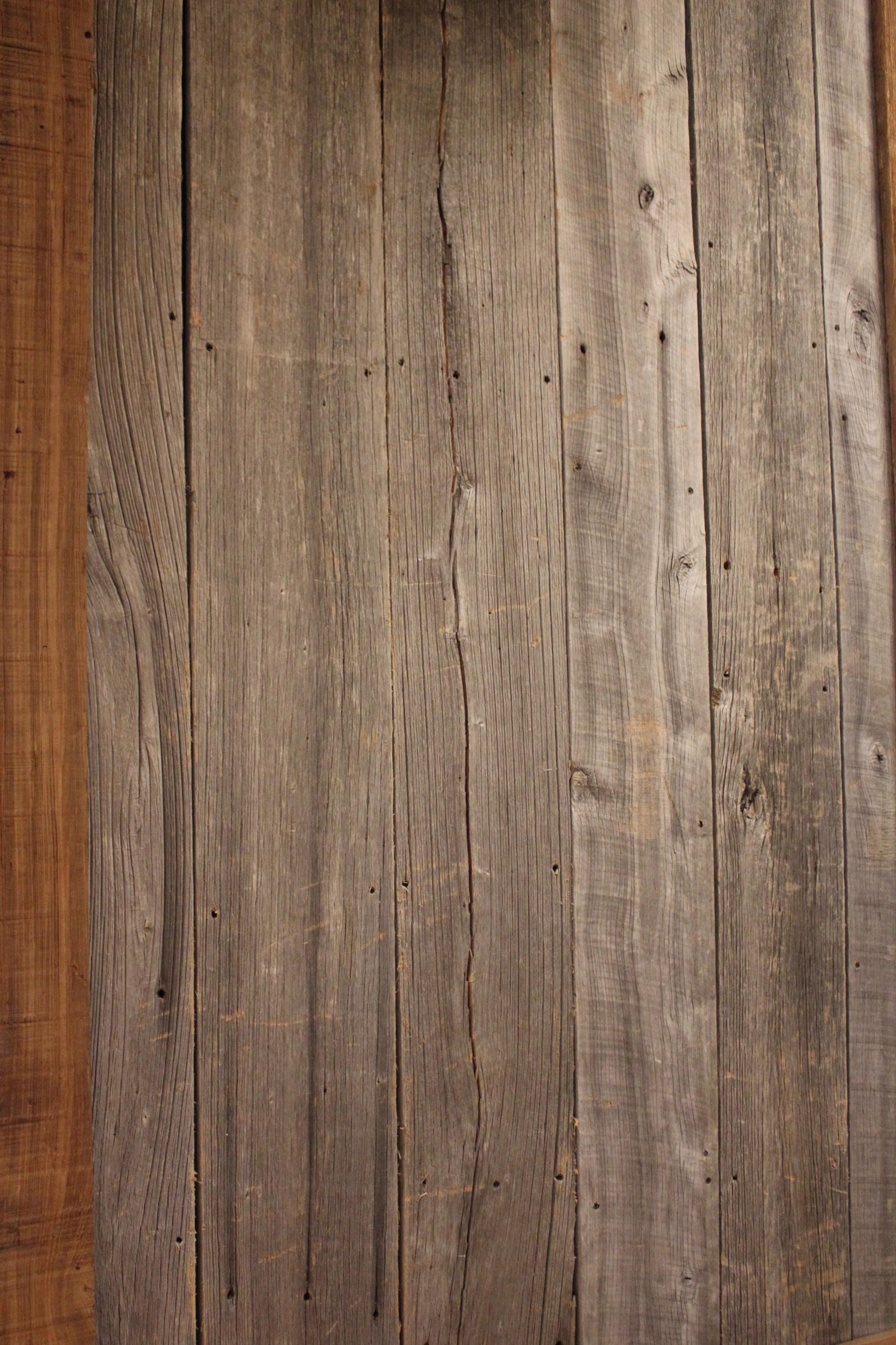 Reclaimed wood wall for Reclamed wood